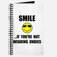 Smile Undies Journal