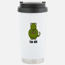 Tea Rex Dinosaur Travel Mug
