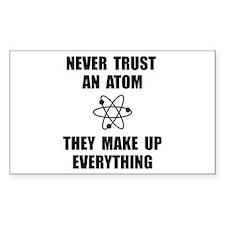 Trust Atom Decal