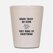 Trust Atom Shot Glass