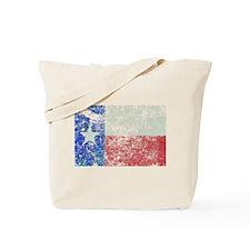 Vintage Texas Flag Tote Bag