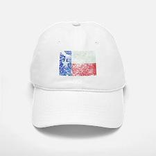Vintage Texas Flag Baseball Baseball Cap