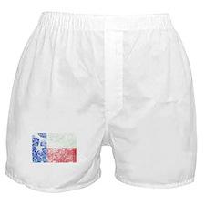 Vintage Texas Flag Boxer Shorts