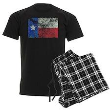 Vintage Texas Flag Pajamas
