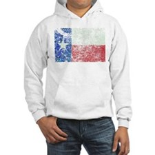 Vintage Texas Flag Hoodie