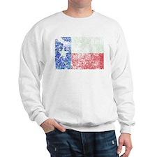 Vintage Texas Flag Sweatshirt
