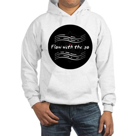 Flow With The Go Logo Hoodie
