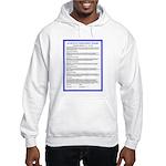 Le Pacte--Français Hooded Sweatshirt