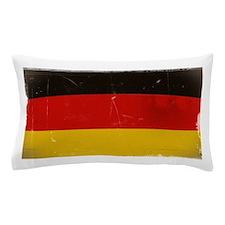 antiqued German flag Pillow Case