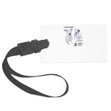 Secon Chance Luggage Tag
