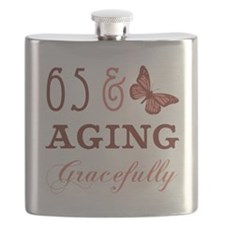 65 & Aging Gracefully Flask