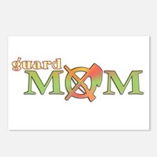 Guard Mom Postcards (Package of 8)