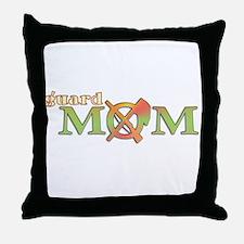 Guard Mom Throw Pillow