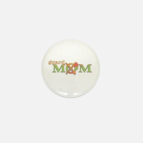 Guard Mom Mini Button