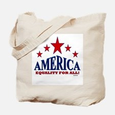 America Opportunity For All Tote Bag