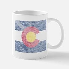 Vintage Colorado Flag Mug
