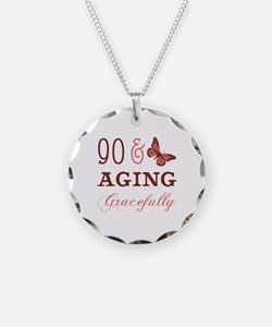 90 & Aging Gracefully Necklace