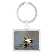 Feathered Friends Keychains