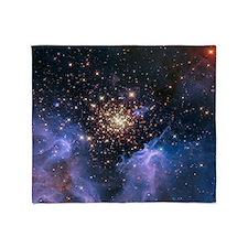 Starburst Cluster Throw Blanket