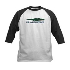 St. Augustine - Alligator Design. Tee