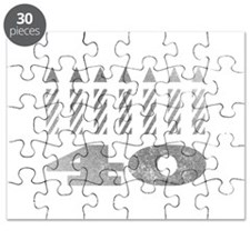 40th Birthday Candles Puzzle