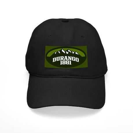 Durango Olive Black Cap