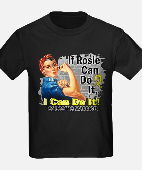 If Rosie Can Do It Sarcoma T
