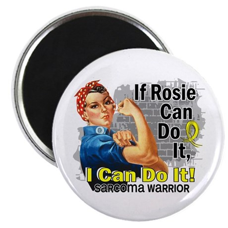 If Rosie Can Do It Sarcoma Magnet
