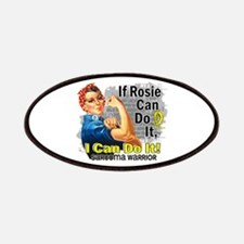 If Rosie Can Do It Sarcoma Patches