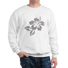 Hawaiian Flower Sweatshirt