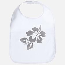 Hawaiian Flower Bib
