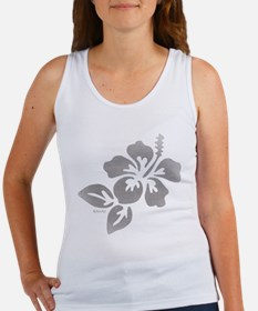 Hawaiian Flower Women's Tank Top
