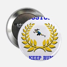 """Boston Strong Keep Running 2.25"""" Button (10 pack)"""