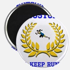 Boston Strong Keep Running Magnet