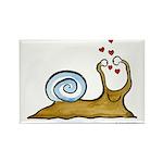 Self-Loving Snail | Rectangle Magnet (100 pack)