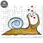 Self-Loving Snail | Puzzle