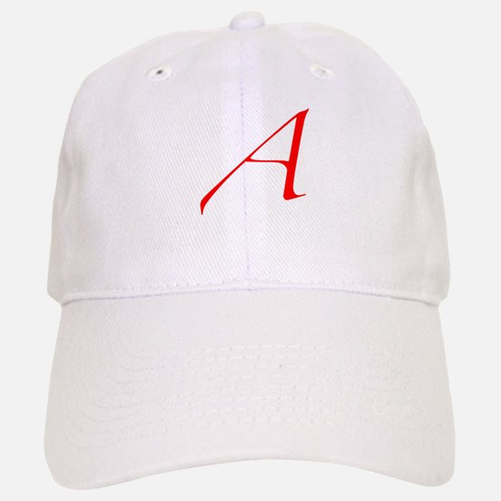 A is for Atheist Baseball Baseball Baseball Cap
