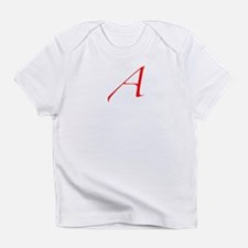 A is for Atheist Infant T-Shirt