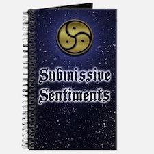 Funny Bdsm symbol Journal