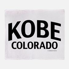 Kobe Colorado Throw Blanket