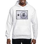Texas K9 Narc Hooded Sweatshirt