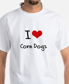 I love Corn Dogs T-Shirt