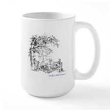Make Wild Music 1 Mug