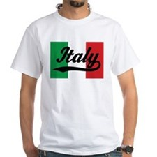 Italy Italian Flag Shirt