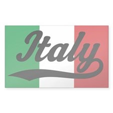 Italy Italian Flag Decal