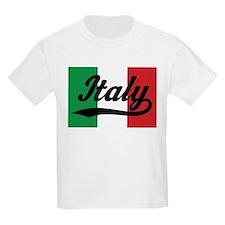 Italy Italian Flag T-Shirt