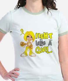 Fights Like a Girl 42.8 Sarcoma T