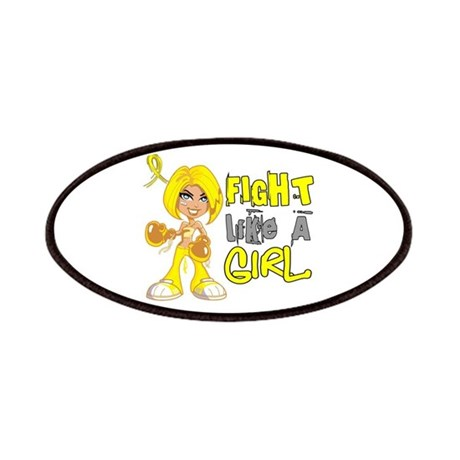 Fights Like a Girl 42.8 Sarcoma Patches