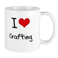 I love Crafting Mug