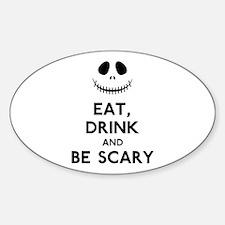 Halloween Humor Decal